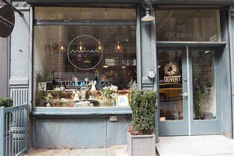 Happy bones is a tiny and quiet little italy gem where you are immediately transported away from the hustle of nyc. 4 Adorable Coffee Shops To Visit In New York City