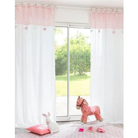 vorhang rosa kinderzimmer tenda per bambini ines idee per la casa vorhang kinderzimmer gardinen kinderzimmer und