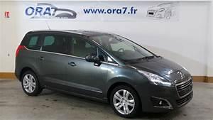 Peugeot 5008 7 Places Occasion Belgique : peugeot 5008 allure occasion 7 places ~ Gottalentnigeria.com Avis de Voitures