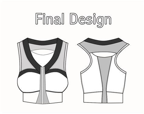 {human Factor Centered} Sports Bra Design