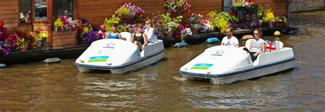 Pedal Boat Rental Utrecht by Eco Friendly Amsterdam