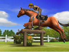 My Horse and Me 2 (Riding for Gold) horse game for PC, PS2, Wii, Xbox ...