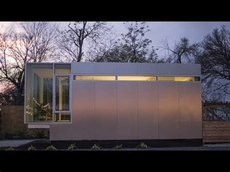 Small cottage house small cottage house plans for homes. Kasita The Ultra Modern and Minimalist Tiny House - YouTube