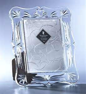 Waterford Crystal Wedding Frame