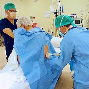 Спинальная анестезия и потенция