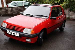 The One That Got Away  F201wef The 1988 Peugeot 205 Xs I Should Never Have Sold  U2013 Revmatch