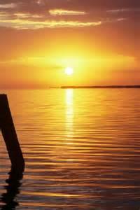 Lake Sunset iPhone Wallpaper