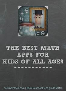 The Best Math Apps For Kids  Back To School Tech Guide