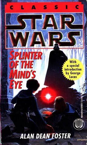 splinter   minds eye  alan dean foster reviews