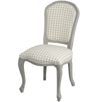 country upholstered dining chair