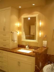Bathroom lighting ideas diy home decor for Bathroom lightimg