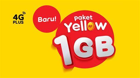 Baiklah hanya ini saja yang dapat kami. Kuota Gratis Indosat 1 Gb 3 Hari : Terbaru Paket Yellow Indosat Oredoo 1 Gb Rp 1000 Masih Ada Di ...