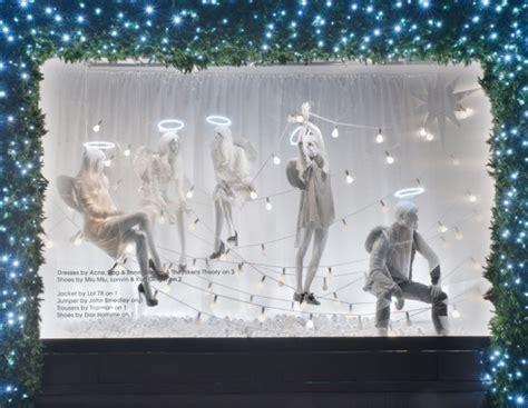 marias blog christmas  coming   department store