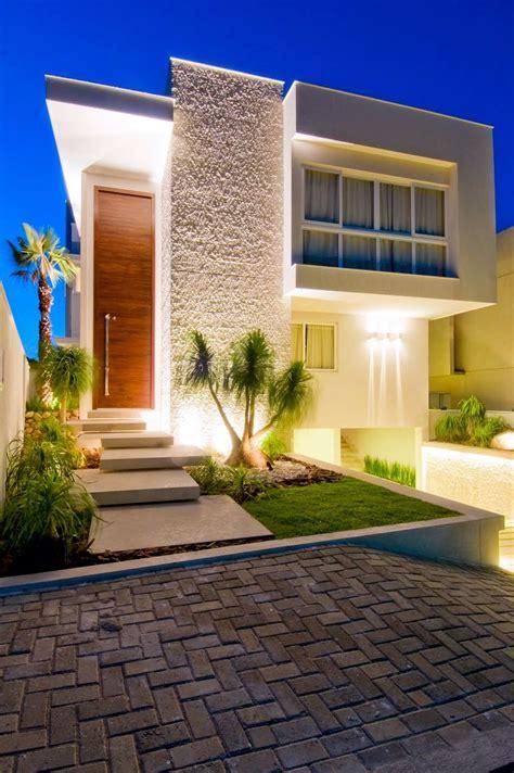 ideas  fachadas de casas decoracion de interiores