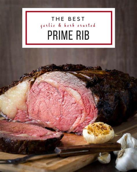 boneless prime rib recipe how to roast a perfect prime rib