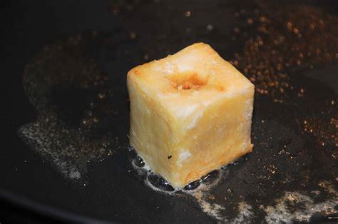 dessert avec une pomme pomme au caramel au beurre sal 233