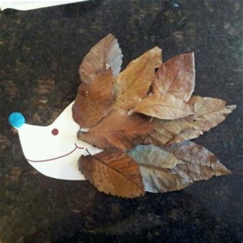 hedgehog craft idea  kids crafts  worksheets