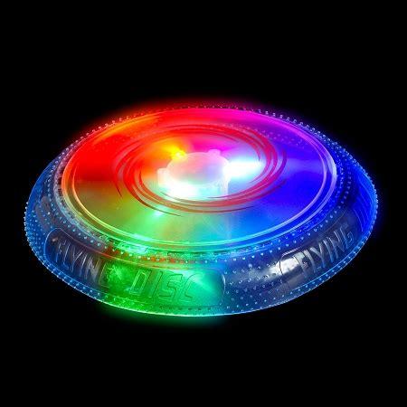 light up frisbee led light up frisbee glowsource