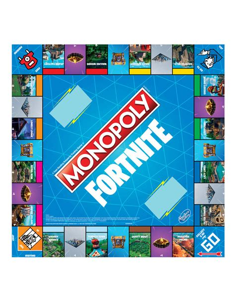 fortnite monopoly hasbro board monopoly fortnite myer