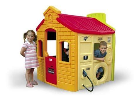 Spielhaus Kunststoff
