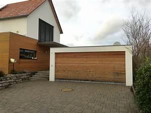 Garagentor Aus Holz : 64 besten garagentor bilder auf pinterest garagentore fassaden und garagen ~ Watch28wear.com Haus und Dekorationen