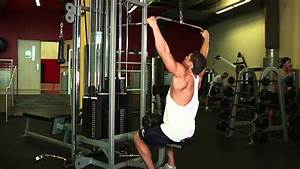 Wide Grip Lat Pulldown - Back Exercise - Bodybuilding Com
