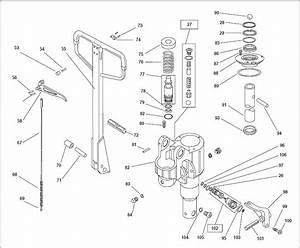 Eurolifter Seal Kit And Parts Drawing