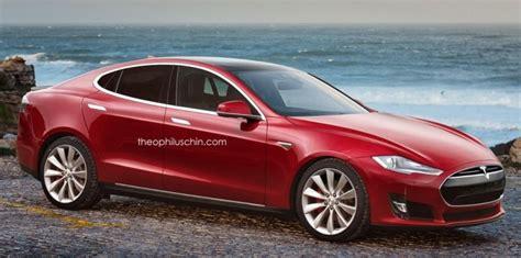 Elon Musk Announces Tesla Model 3 $35,000 Compact