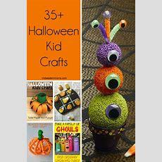 17 Best Ideas About Halloween Crafts On Pinterest