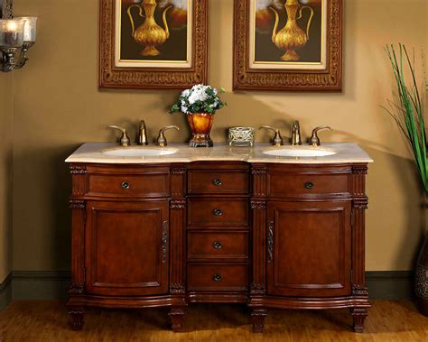 bowl vanity tops for bathrooms 60 quot bathroom vanity cabinet travertine top lavatory