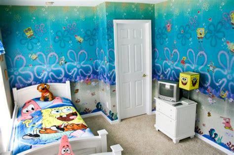 spongebob decorations for bedroom kids bedroom d 233 cor ideas inspired by spongebob squarepants