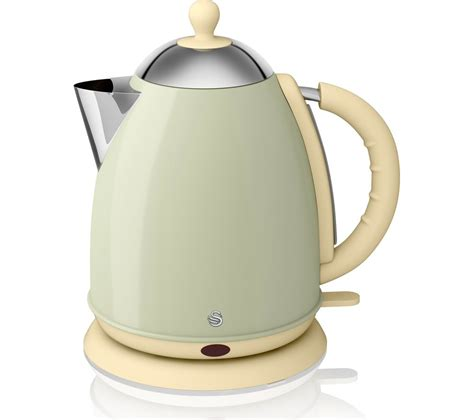 Kettle Kitchen Uk by Buy Swan Sk261050gn Jug Kettle Green Free Delivery