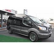 Ford Transit Conversion Van Full Size Custom