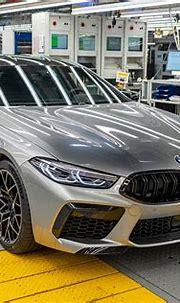 2020 BMW M8 Gran Coupe Enters Production Ahead of LA Auto ...