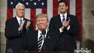 Trump's State of the Union Addresses Immigration Reform