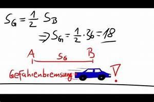 Aufprallenergie Berechnen : video gefahrenbremsung richtig berechnen ~ Themetempest.com Abrechnung