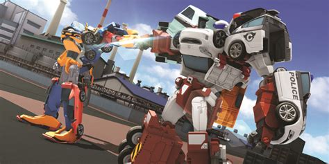 Young Toys' Transforming Robot Tobot Popular Among Kids
