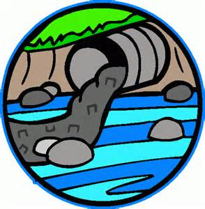Water Pollution Clip Art