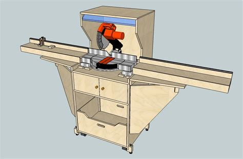 portable table saw stand plans free pdf mitre saw stand plans pdf plans free