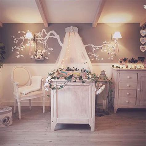 theme chambre bebe fille affordable deco chambre fille theme fee une chambre de