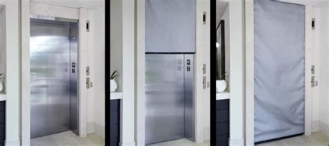 smoke curtain system applications door systems