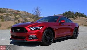 2015 Ford Mustang GT Review – No Longer A One-Trick Pony