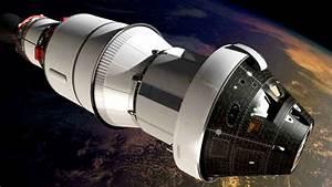 NASAが火星宇宙船「オリオン」の飛行テストをまもなく実施、新しいイラストも発表 - GIGAZINE