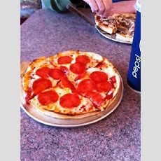Small Pizza  Picture Of Pacific Pizza, Forks  Tripadvisor