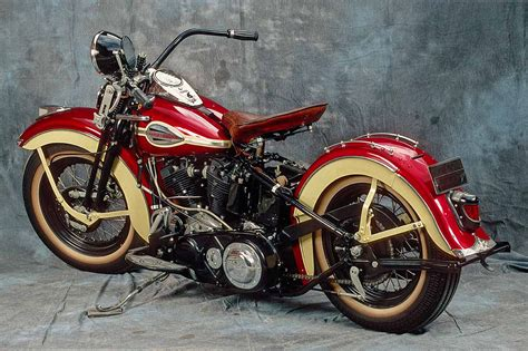 harley davidson knucklehead bigblockagency flickr