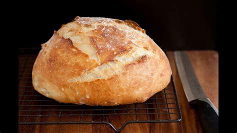 knead artisan bread youtube