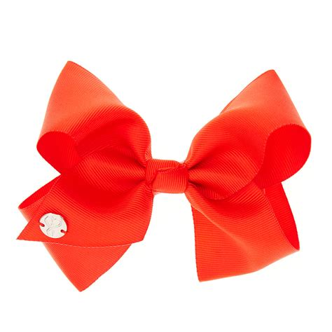 Jojo Siwa Small Red Back To School Hair Bow Claires