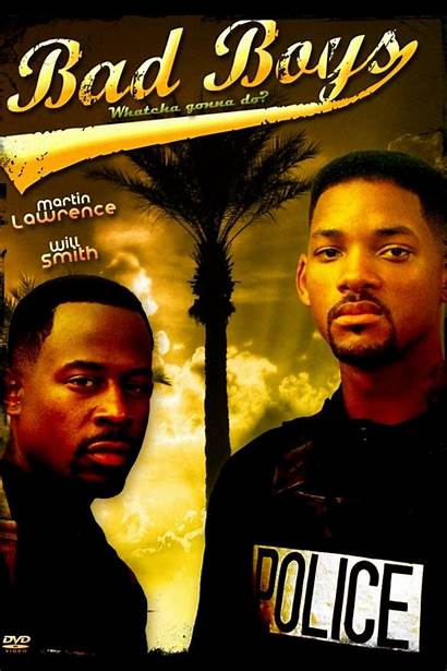Bad Boys Movies Film Posters Saga 1995