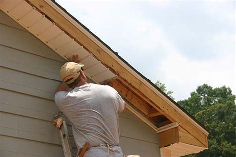 Roofing : What Is A Soffit Fascia Definition? Soffit