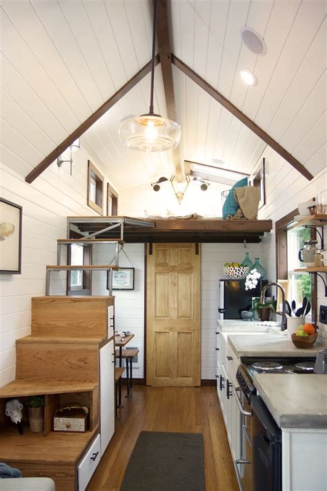 Tiny House Inneneinrichtung by Tiny House Town The Nw From Tiny Heirloom